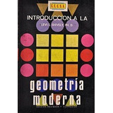 Introduccion A La Geometria Moderna-ebook-libro-digital