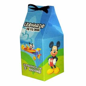 Caixinhas Surpresas Milk Personalizadas Kit C/ 70