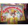 Rainbow Brite , Álbum Y 50 Sobres , Fantástico , Coleccional