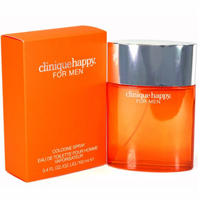Perfume Caballero Happy Clinique Original 100 Ml