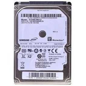 Hd Notebook 500gb, , Play3 5400 Rpm