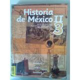 Libro Historia De Mexico Ii Tercero De Secundaria Op4