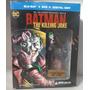 Batman The Killing Joke Blu-ray + Dvd + Figura De Joker