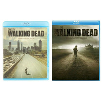 The Walking Dead Paquete Temporadas 1 Y 2 Serie Tv Blu-ray
