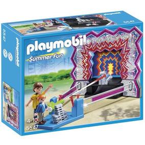 Juego De Tiro Al Blanco Playmobil 5547