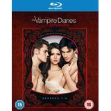 Blu-ray - The Vampire Diaries - Box Com As 4 Temporadas