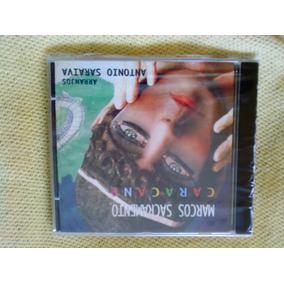 Cd Marcos Sacramento - Caracane 1ª Edição 1998 Raro Lacrado