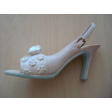 2061 Sapato - Para Coleção - Em Resina, Importado, Mede 9,5
