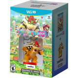 Videojuego Figura Amiibo Bowser Mario Party 10 Nintendo Wiiu