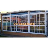 Cerramientos Aluminio Balcon Quincho Galeria Techos Corrediz