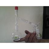 Micro Destilador C/ Coluna Vigreux P/ Pequenas Frações