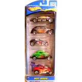 Hot Wheels 5 Pack Hot Rod Ford 34 Coupe Roadsters Vikingo45