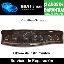 Reparacion Detablero De Instrumentos Cadillac Catera 1997-99