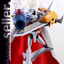 Omegamon Our War Game Sh Figuarts Digimon Bandai Tamashii