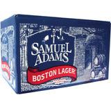 Caixa 24 Cerveja Samuel Adams Boston Lager 355ml - Eua