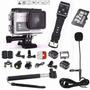 Câmera Sjcam Sj6 Legend 4k Microfone+ 32gb+ Bastao+ Controle