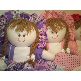 Boneca De Pano ( 50cm ) Decoração, Nicho, Bebê, Menina