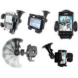 Suporte Veicular Universal Ventosa Gps Celular Smartfone Tv