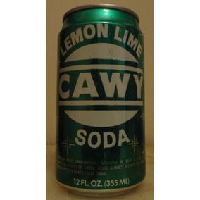 Cawy Lemon Lime 355ml Estados Unidos