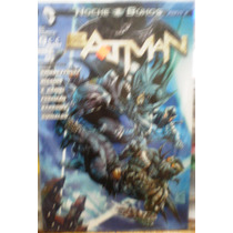 Batman 8 La Noche De Los Búhos, Parte 2 - Dc Comics - Ecc