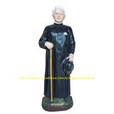 Estatua Santo Padre Cicero Padroeiro Ceara Imagem 60cm Gesso