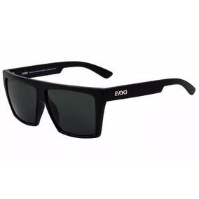 Oculos Evoke Evk15 - Lente Fumê Ou Degradê + Case De Tecido