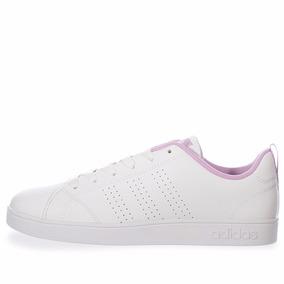 Tenis adidas Advantage Clean - B74631 - Mujer