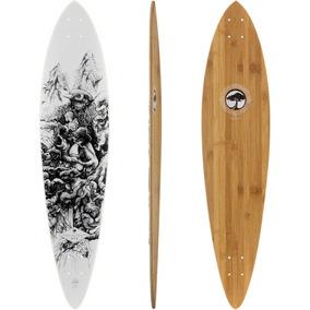 Shape Longboard Arbor Bamboo Fish 39