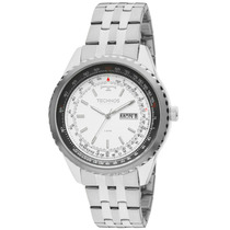 Relógio Technos Automatico 8205nm/1b Prata