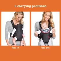 Infantino Swift Mochila Porta Para Bebé 2 En 1