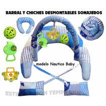 Gim Almohada Amamantar 3 Chiches+nido+cervical+2 Almohadas