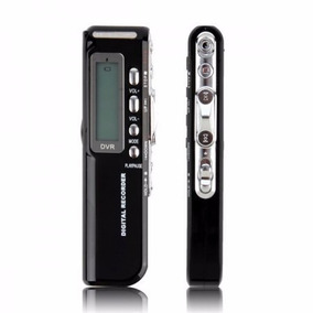 Gravador Digital De Voz / R-70 / Ligação Mp3 - 8gb