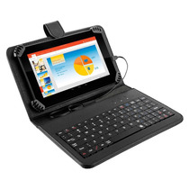 Tablet M7-s, 7 ,wifi, 1.3mp, 8gb C/teclado + Case Multilaser