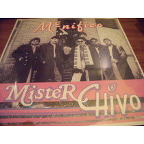 Lp Mister Chivo, Envio Gratis