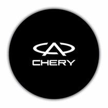 Capa De Estepe Chery Tiggo Em Couro Sintético 235/60 R16