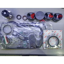 Pistao+aneis+bronzinas+peças A3 Tt Golf Passat 1.8 20v Aspir