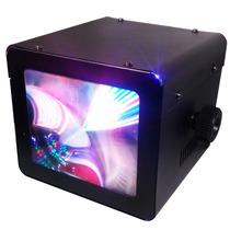 Super Box Efeitos Geométricos De Luz Com 64 Leds Rgbw Ne110a