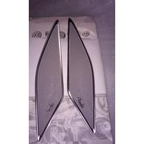 Par Rejillas Fender Golf A7 Vw Oem Con Tweter Fenders Gris