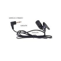 Microfono Corbatero P/ Sistema Inalambrico Plug 3.5 Garmath