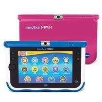 Tablet Vtech Innotab Max, Audifonos + Estuche, Wiffi, Juegos