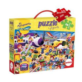 Rompezabezas Puzzle 36 Piezas Art 1984 Original De Antex