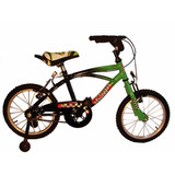 Bicicleta Infantil Playera Kelinbike R.14 C/rueditas