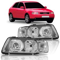 Par Farol Audi A3 Ano 2001 2002 2003 2004 2005 2006