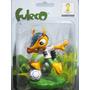 Boneco Fuleco 3 Mascote Copa Brasil 2014 Futebol Tatu Bola