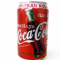 Lata Antigua Coca Cola 325ml Malasia 1997 Mundial Futbol 97