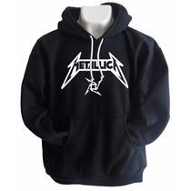 Metallica Sudadera -envío Gratis-