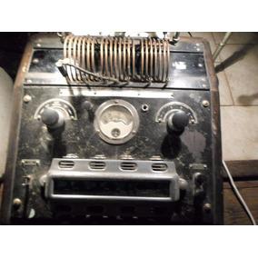 Antiguo Aparato Eléctrico Victor - X-ray Corp. Chicago - Usa
