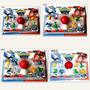 Kit Coleção Pokémon Miniatura Pikachu Charizard Frete Gratis