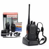 Radio Transmisor Portatil Uhf Baofeng Bf-666s Handy