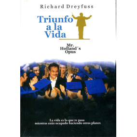 Dvd Triunfo A La Vida ( Mr. Holland`s Opus ) 1995 - Stephen